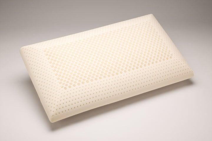 Nature's Rest Zoned Plush Latex Pillow - Thumbnail 1