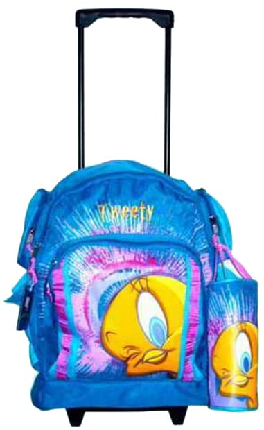 Tweety Tall Rolling Backpack