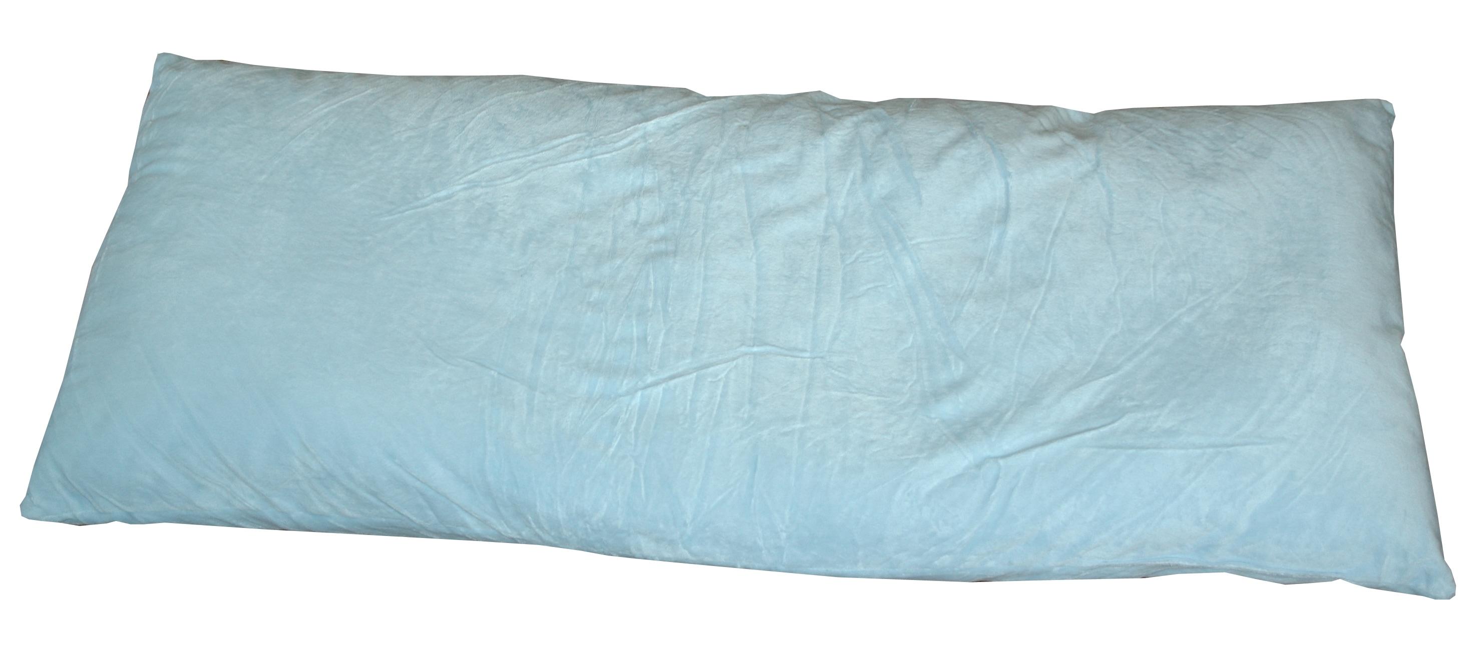 Plush Velour Body Pillow - Thumbnail 1