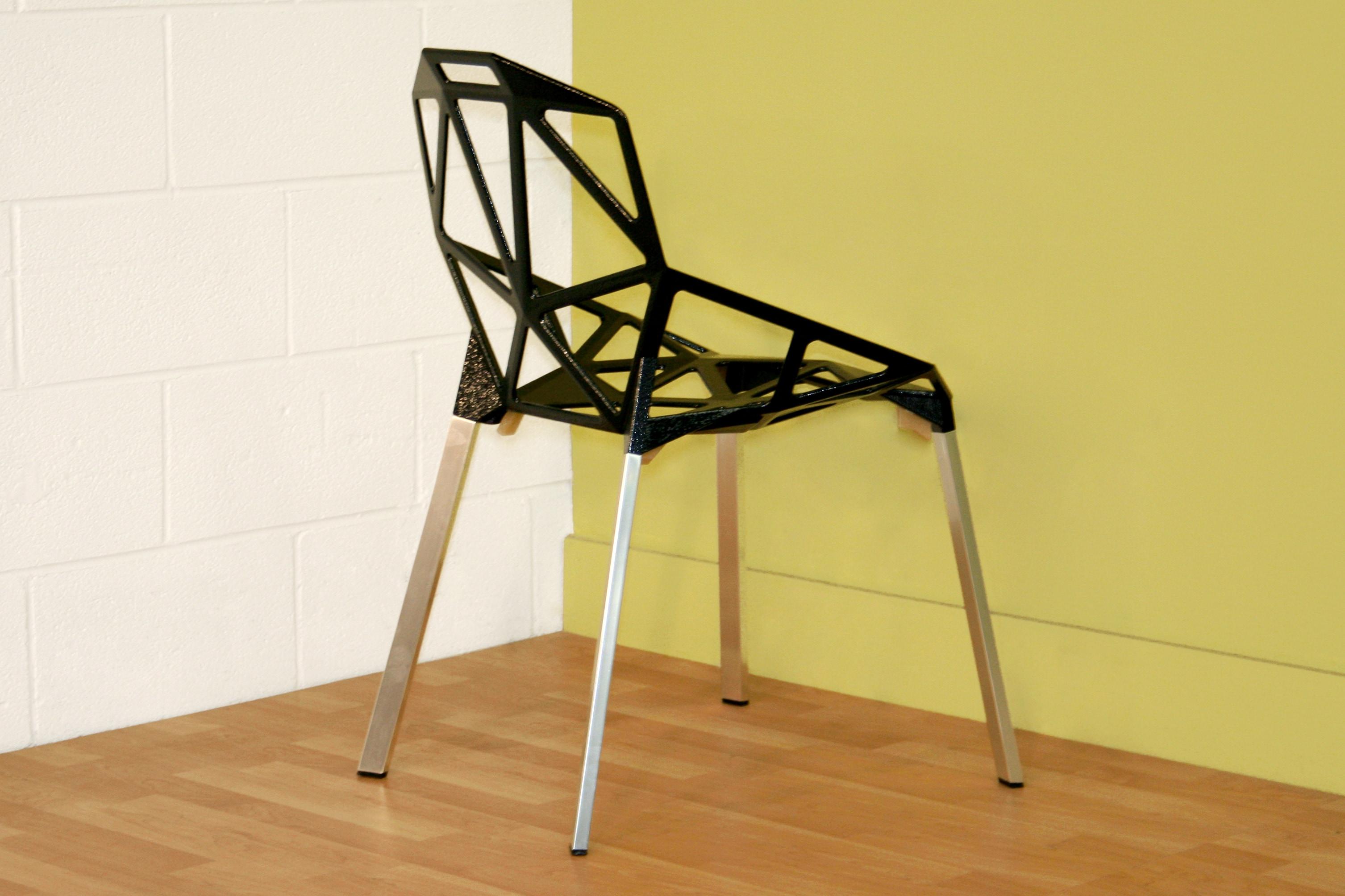 Williamina Aluminum Chair