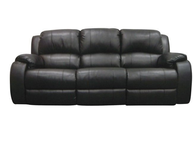 Elation black 84 inch reclining sofa free shipping today for Sofa 84 inch