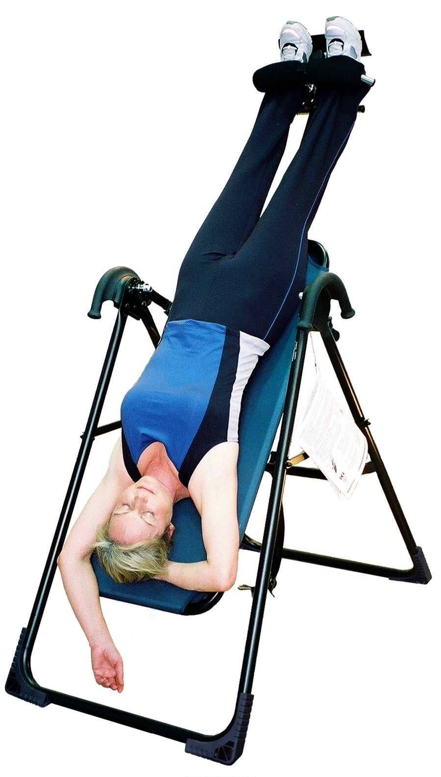 Teeter Hang Up Inversion Table Teeter F7000S Inversion Table - Free Shipping Today - Overstock.com ...