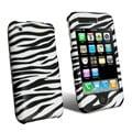 Zebra Snap-on Case for Apple 3G iPhone