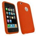 Textured Silicone Skin Case for Apple iPhone - Thumbnail 1