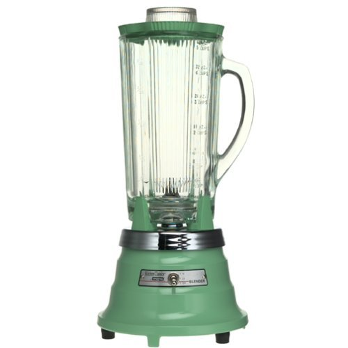 Waring PBB212 Retro Green Professional Bar Blender - Thumbnail 1