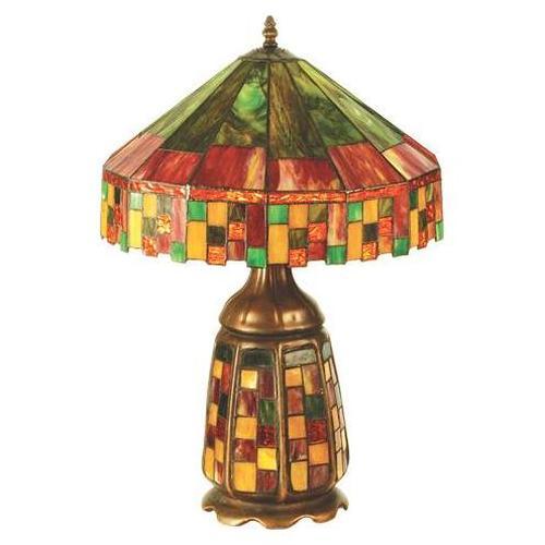 Cottage Base-lit Table Lamp - Thumbnail 1