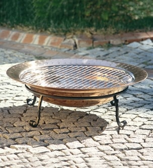 Screen for 36-inch Firepit