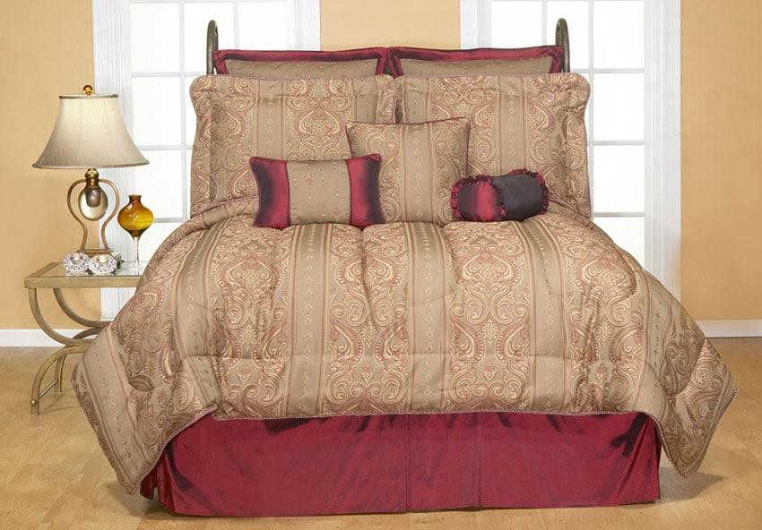 Trenton 9-piece Comforter Set - Thumbnail 1