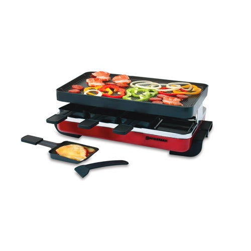 Swissmar 8-person Classic Raclette Party Grill - Thumbnail 1