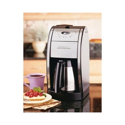 Cuisinart DGB-600BC Grind and Brew Coffee Maker - Free Shipping Today - Overstock.com - 12034029
