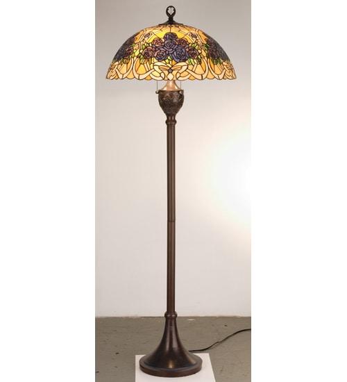 Rose Bouquet Floor Lamp - Thumbnail 1