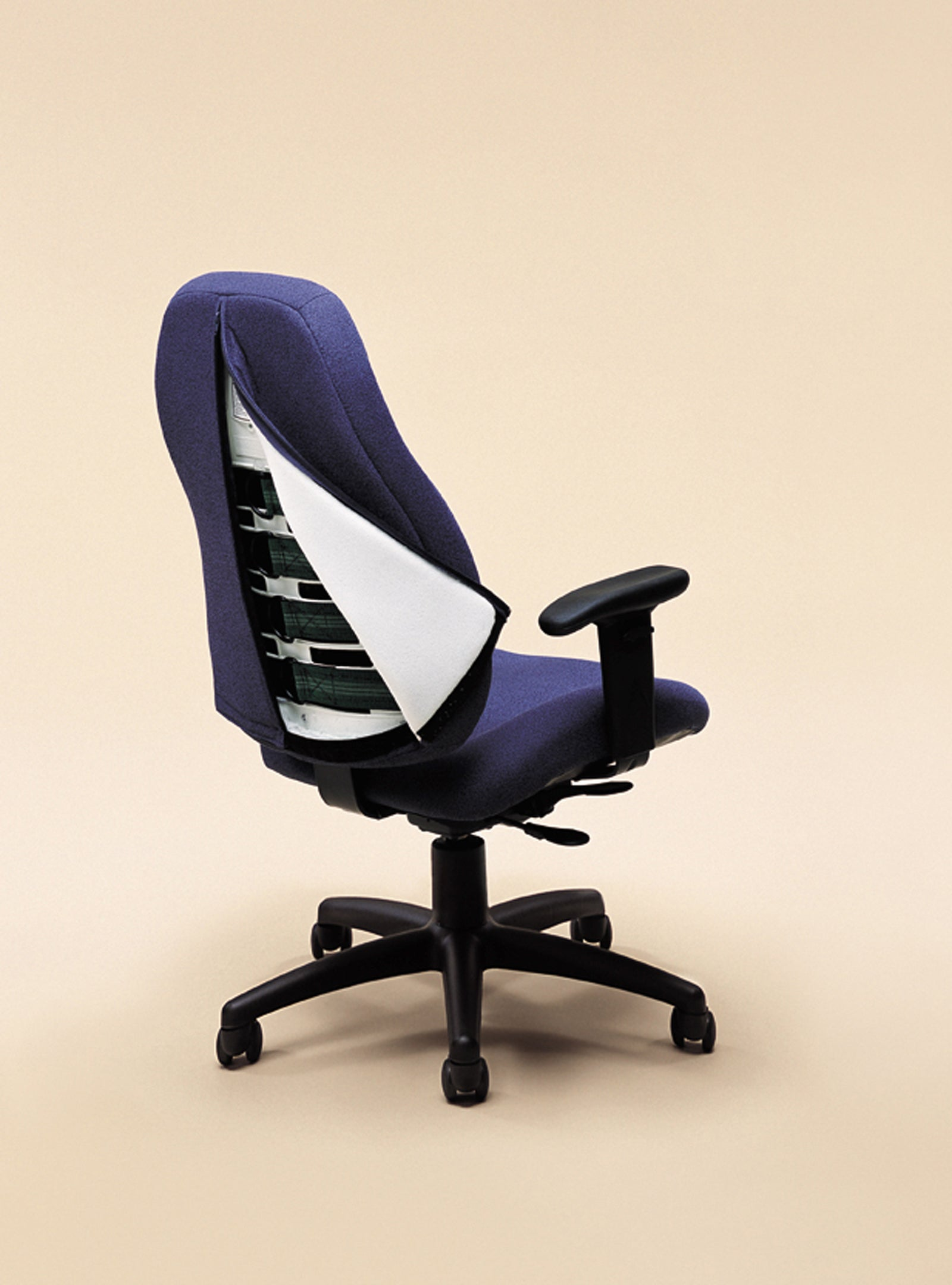 Allseating Therapod Indigo Highback Task Chair