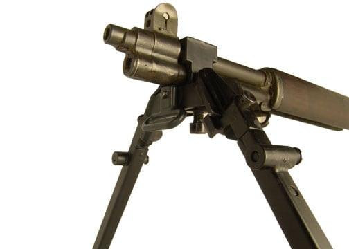 M1 Garand Steel Folding Bipod - Thumbnail 1