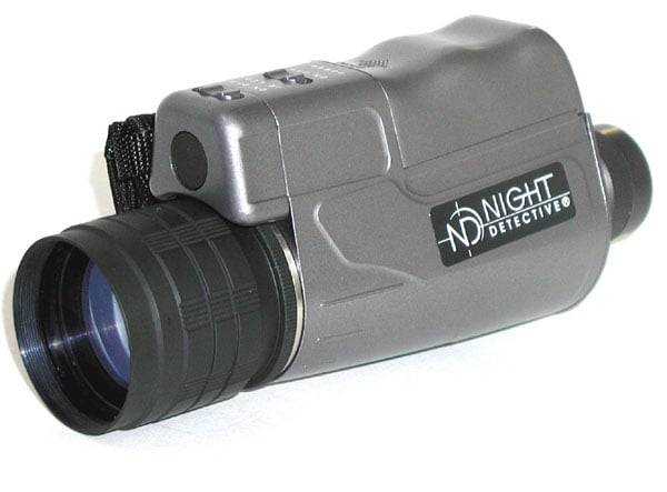 Night Detective Gelios 3 Night Vision Monocular - Thumbnail 2