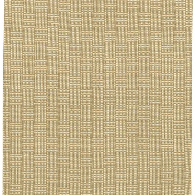 Hand-woven Natural Jute Rug (5' x 8') - Thumbnail 1