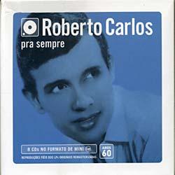 ROBERTO CARLOS - PRA SEMPRE (BOX)-ANOS 60