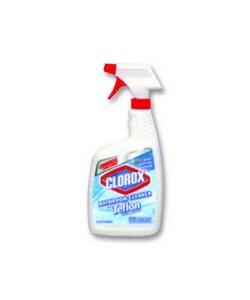 Shop clorox commercial solutions bathroom cleaner with - Clorox bathroom cleaner with teflon ...