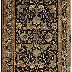 Hand-knotted Legacy Collection Wool Rug (8' x 8')