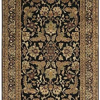 Hand-knotted Legacy Collection Wool Area Rug (8' x 8')