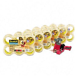 3M Commercial Performance Packaging Tape Value Packs