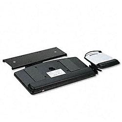 3M Single-arm Adjustable Keyboard Platform with Mouse Platform