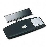 3M Single-arm All-in-one Adjustable Keyboard Platform