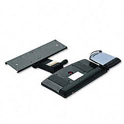 3M Single-Arm Lever-Free Keyboard Platform
