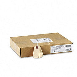 Avery Manila Shipping Tags with Reinforced Holes