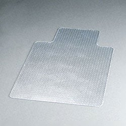 DuraMat Vinyl Chair Mat for Industrial Carpet