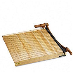 ClassicCut Ingento Solid Maple 15-Sheet Paper Trimmer - 24-inch Cut
