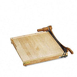 ClassicCut Ingento Solid Maple 15-Sheet Paper Trimmer - 18-inch Cut