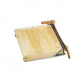 ClassicCut Ingento Solid Maple 15-Sheet Paper Trimmer - 12-inch Cut
