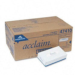 Georgia-Pacific Envision Two-ply White Facial Tissue (30 Boxes/ Carton)