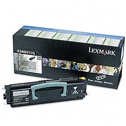 Lexmark Extra High Yield Laser Toner Cartridge for X342/X342n