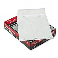 DuPont Tyvek Moisture-Resistant Catalog/Open End Envelopes (Box of 100)