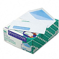 Security #10 Window Envelopes (Box of 500)