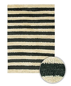 Thumbnail 1, Hand-woven Majesta Contemporary Rug (8' Round).