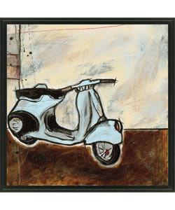 Gallery Direct Joel Ganucheau 'Vespa I' Framed Canvas Art