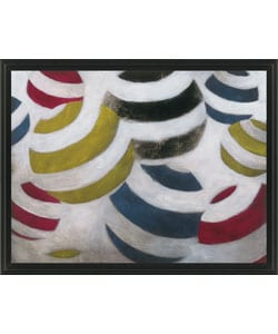Gallery Direct M. Drake 'Spherical II' Framed Canvas Art