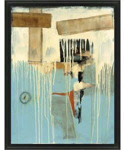 Gallery Direct T. Graham 'Withering Limitless I' Framed Canvas Art