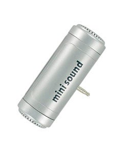 Mini Portable Speaker For Ipod and MP3 Players - Thumbnail 0