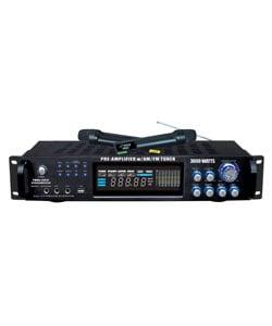 PylePro 3000-watt Hybrid Pre-amplifier