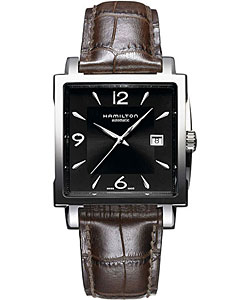 Thumbnail 1, Hamilton Men's Jazzmaster Automatic Watch.