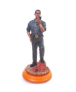 Policeman Professional Figurine