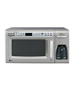 Coffee Maker Microwave Combo : LG 1.2 Cubic Feet Combo Microwave/ Coffee Maker (Refurbished) - Free Shipping Today - Overstock ...