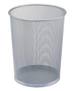 Titanium Round Wastebasket