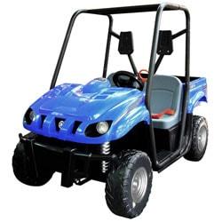Thumbnail 1, Yamaha Rhino 12-volt Blue Children's Ride-on.