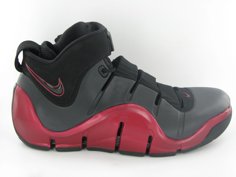 32f9c8202c2 Shop Nike Zoom Lebron IV - 314647-002 - Free Shipping Today ...