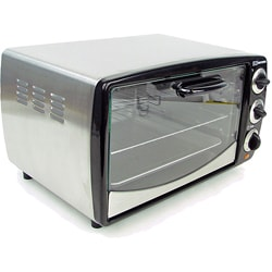 Shop Emerson 3 Function Stainless Steel Toaster Oven