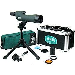 Yukon Straight Eye 15-45x60 Spotting Scope Kit - Thumbnail 0